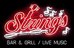 Strings Bar & Grill Logo
